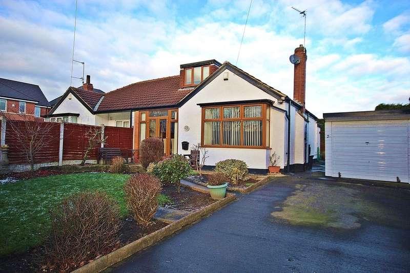2 Bedrooms Semi Detached Bungalow for sale in Manston Lane, Leeds, LS15