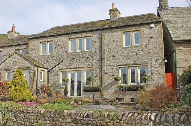 4 Bedrooms Semi Detached House for sale in Buckden, Buckden, Skipton, North Yorkshire