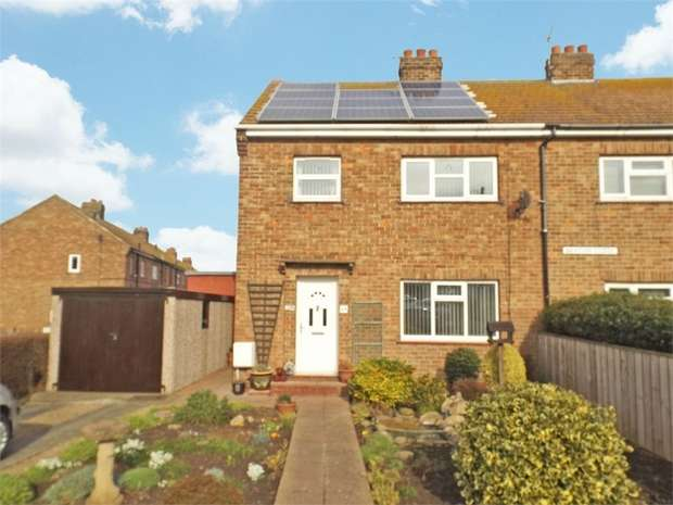 3 Bedrooms Semi Detached House for sale in Seaton Close, Staithes, Saltburn-by-the-Sea, North Yorkshire