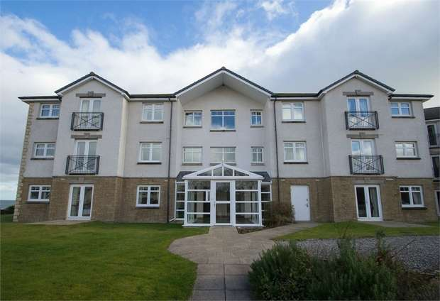 2 Bedrooms Flat for sale in Golf Road, Brora, Highland