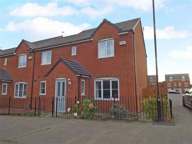 3 Bedrooms End Of Terrace House for sale in Seaton Lane, Hartlepool, Durham