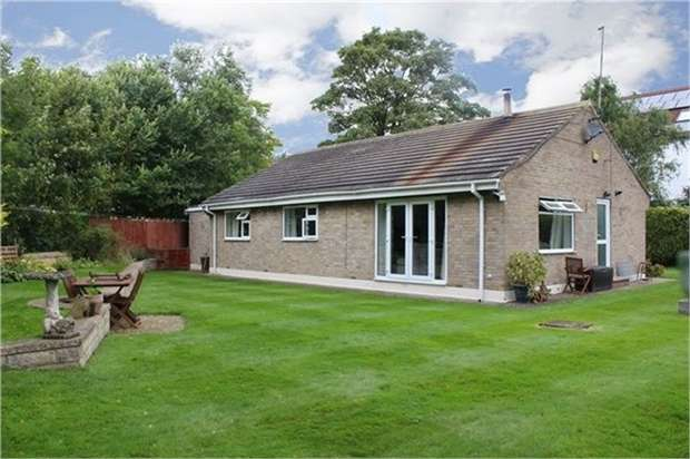 3 Bedrooms Detached Bungalow for sale in Brookside Bungalows, South Church, Bishop Auckland, Durham
