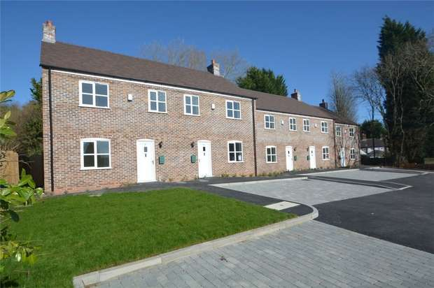 3 Bedrooms Semi Detached House for sale in Hodge Bower, Ironbridge, Shropshire