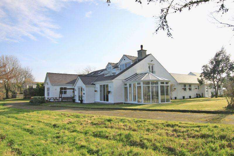 5 Bedrooms Detached House for sale in Llanddona, Beaumaris