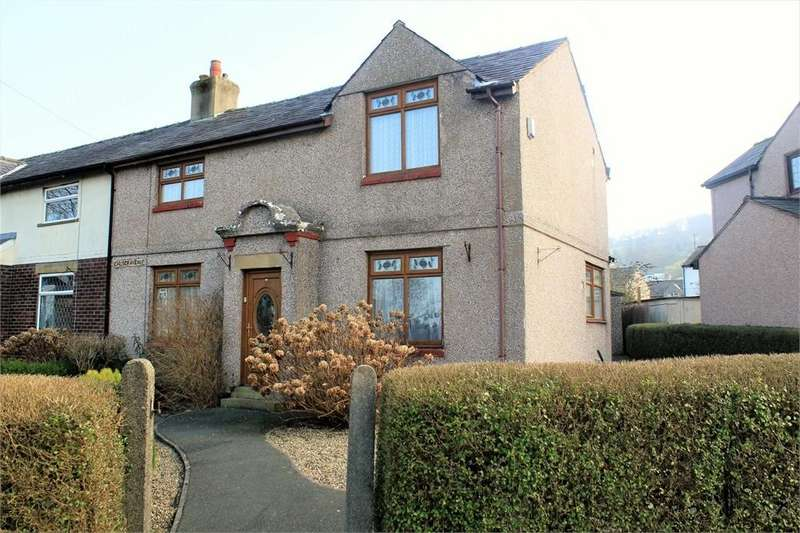 2 Bedrooms Semi Detached House for sale in 22 Calder Avenue, Billington, Clitheroe, Lancashire