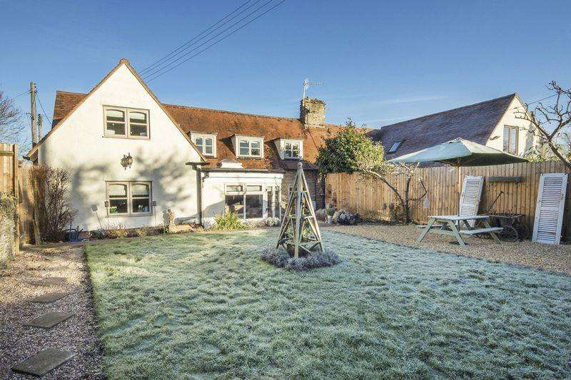 3 Bedrooms Semi Detached House for sale in North Littleton, Worcestershire