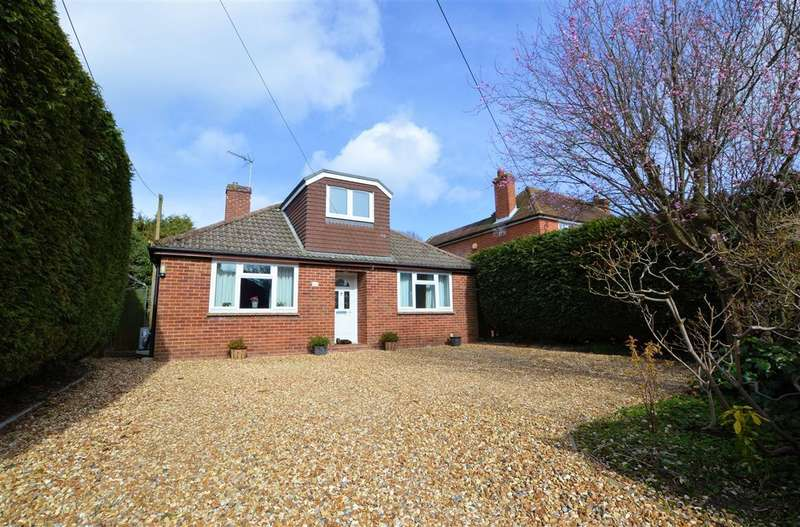 4 Bedrooms Detached Bungalow for sale in Burney Bit, Pamber Heath, Tadley, RG26