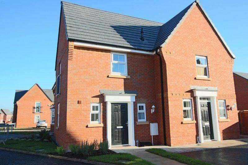 1 Bedroom Town House for sale in Jones Way, Rochdale OL16 4FX