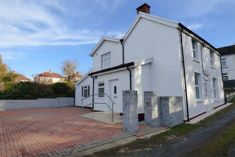3 Bedrooms Detached House for sale in 4 Pleasant View, Trimsaran, Kidwelly, Carmarthenshire