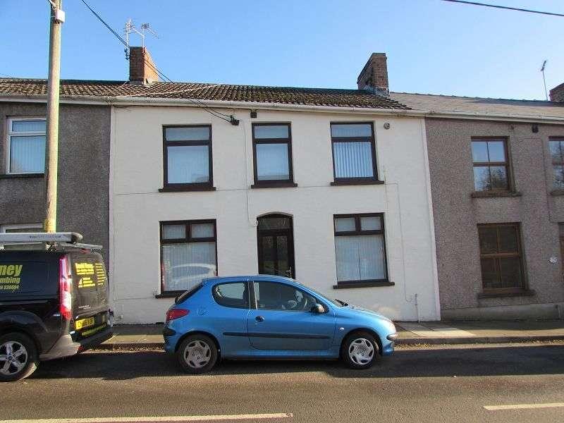 3 Bedrooms Terraced House for sale in High Street, Heol-Y-Cyw, Bridgend. CF35 6HY