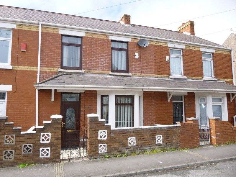 3 Bedrooms Terraced House for sale in Dunraven Street, Aberavon, Port Talbot, Neath Port Talbot. SA12 6EG