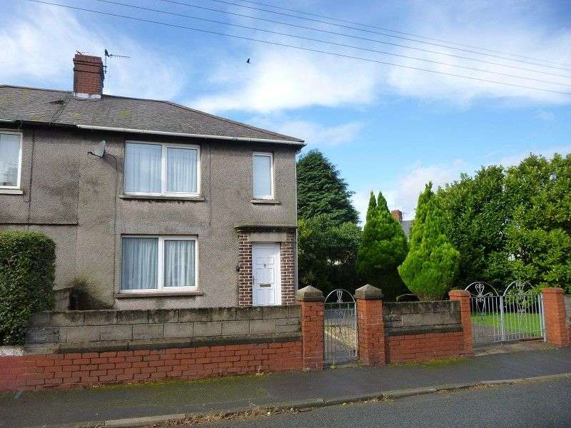 3 Bedrooms Semi Detached House for sale in Saltoun Street, Margam, Port Talbot, Neath Port Talbot. SA13 2DS
