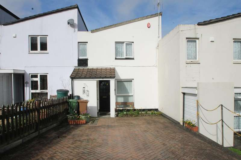 2 Bedrooms Terraced House for sale in Deer Park