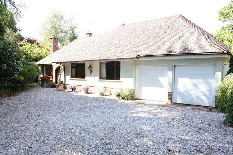 3 Bedrooms Detached Bungalow for sale in West Hill, Ottery St Mary