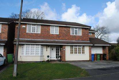 5 Bedrooms Detached House for sale in Grange Road, Bramhall, Stockport, Greater Manchester