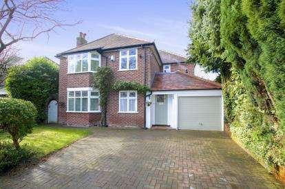 4 Bedrooms Detached House for sale in Croft Road, Wilmslow, Cheshire