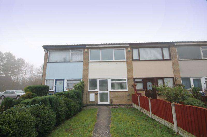 2 Bedrooms Terraced House for sale in NICOLA GARDENS, DERBY
