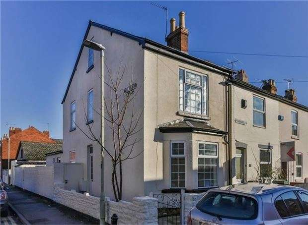 5 Bedrooms End Of Terrace House for sale in Pembroke Street, GLOUCESTER, GL1 4EG