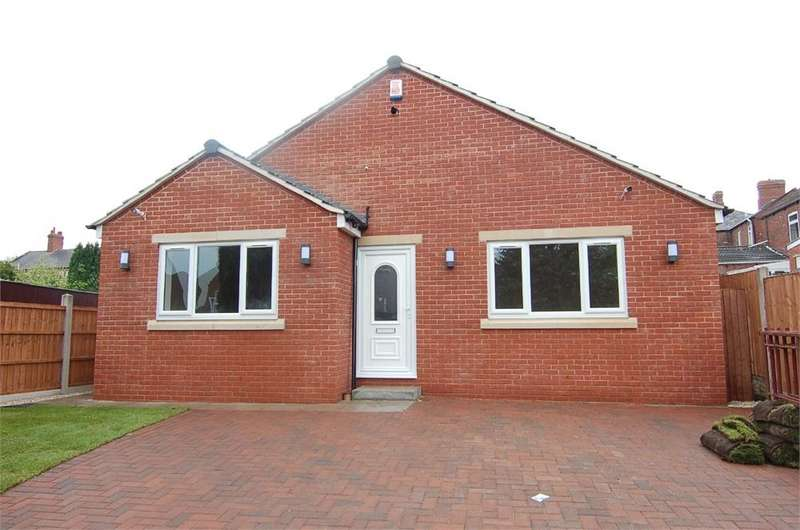 3 Bedrooms Detached Bungalow for sale in John Close, Off John Street, Wombwell, BARNSLEY, South Yorkshire