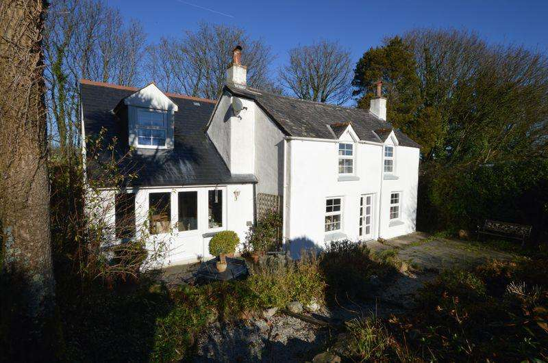 4 Bedrooms Detached House for sale in Sanders, Lower Sticker