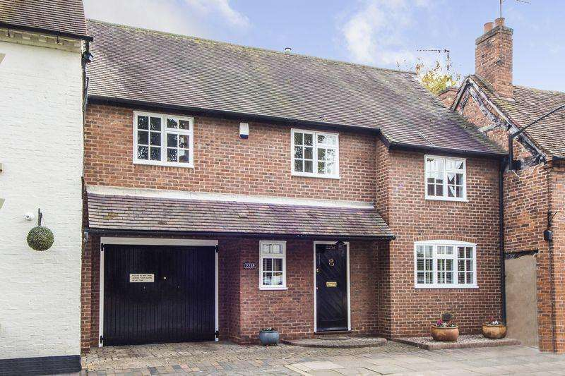 4 Bedrooms Cottage House for sale in High Street, Henley-In-Arden