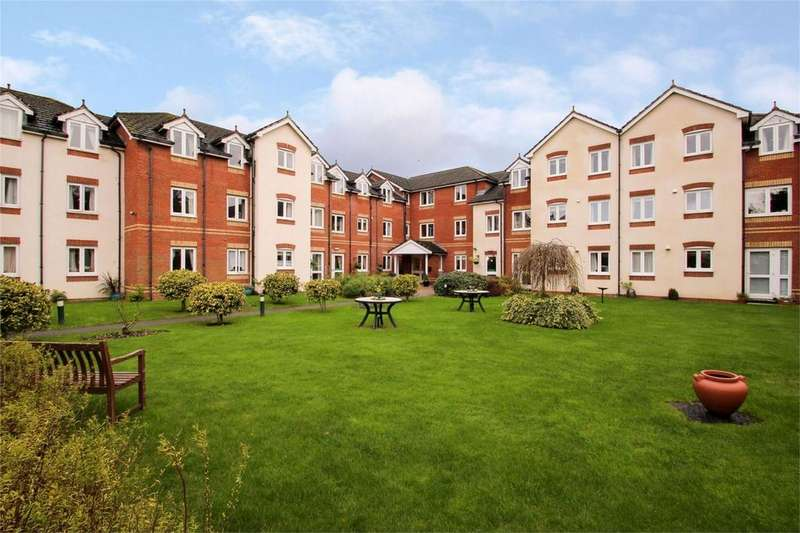 1 Bedroom Retirement Property for sale in Willow Court, Alton