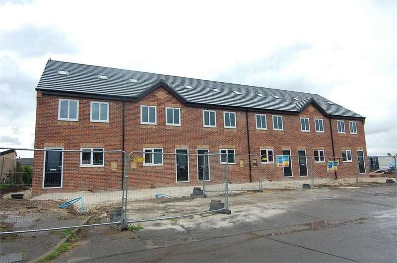3 Bedrooms Town House for sale in Plot 3 Washington Avenue, Wombwell, Barnsley, South Yorkshire
