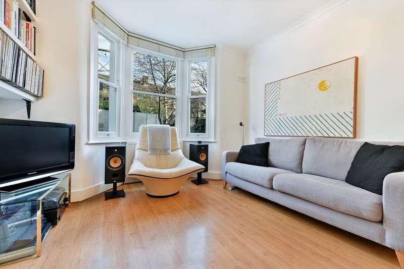 2 Bedrooms Flat for sale in Aldis Street, London SW17