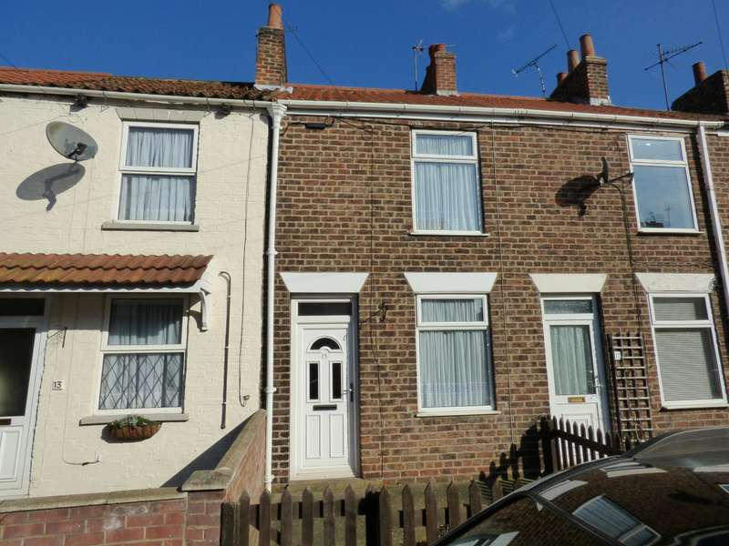2 Bedrooms Terraced House for sale in Mill Lane, Beverley, HU17 9JD