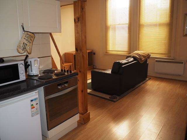 Studio Flat for sale in Cogan Chambers, Exchange Court, Hull, HU1 1DB