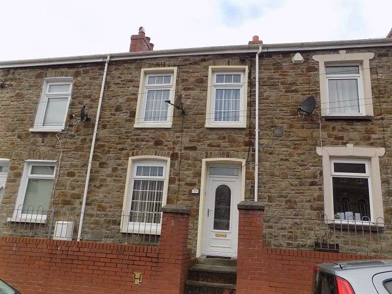 2 Bedrooms Terraced House for sale in Picton Street, Maesteg, Bridgend. CF34 0HG