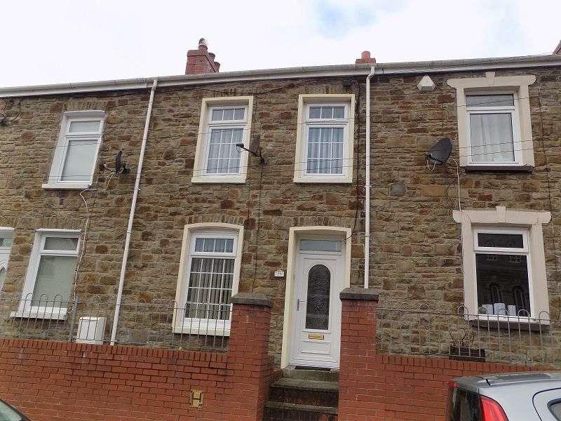 2 Bedrooms Terraced House for sale in Picton Street, Maesteg, Bridgend. CF34 0HG