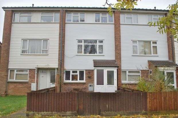 4 Bedrooms Terraced House for sale in Whernside Way, Duston, Northampton NN5 6DU