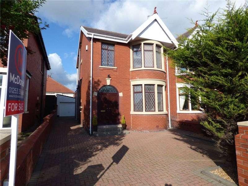 3 Bedrooms Semi Detached House for sale in Preston New Road, Marton, Blackpool