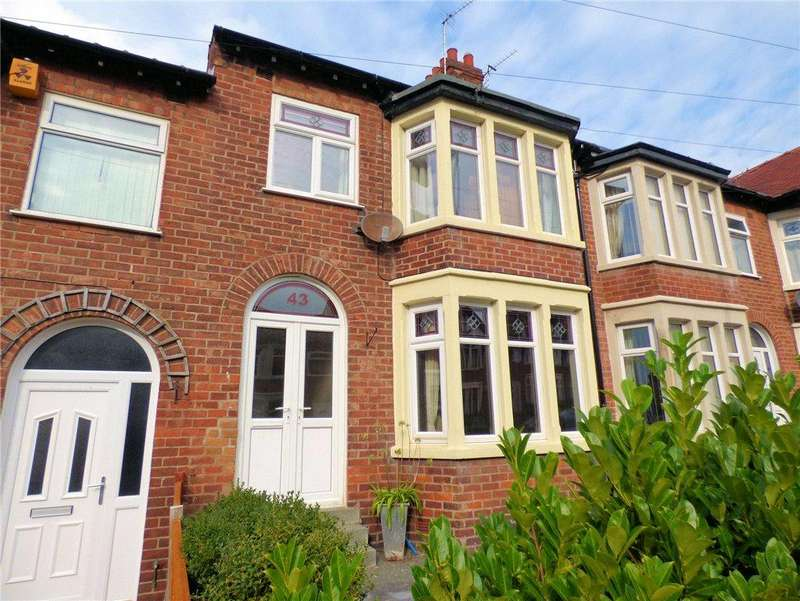 3 Bedrooms Terraced House for sale in Baldwin Grove, Blackpool, Lancashire