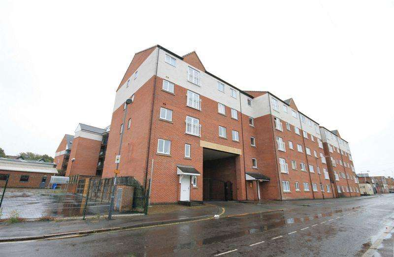 2 Bedrooms Apartment Flat for sale in ALEXANDRA MILL, GREAT NORTHERN ROAD