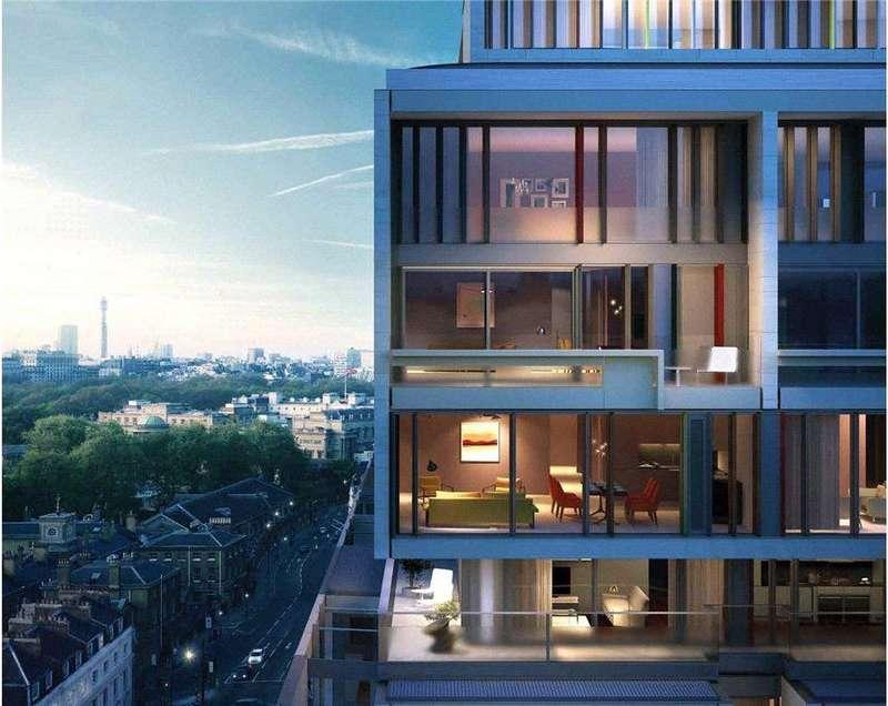 2 Bedrooms Flat for sale in Nova Building, 79 Buckingham Palace Road, London, SW1W