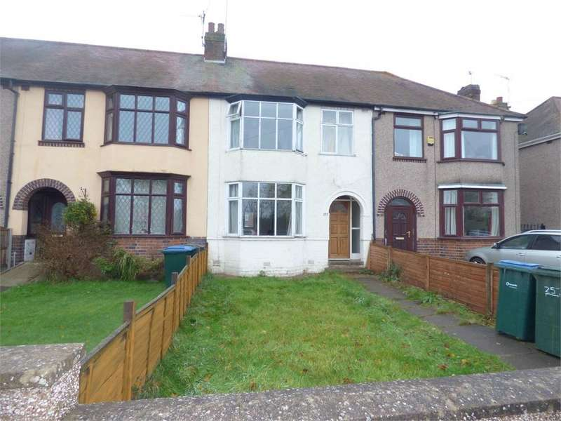 3 Bedrooms Terraced House for sale in Green Lane, Coventry, West Midlands