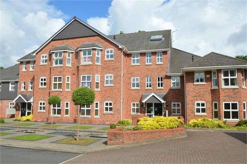 1 Bedroom Flat for sale in Crownoakes Drive, Wordsley, Stourbridge, West Midlands