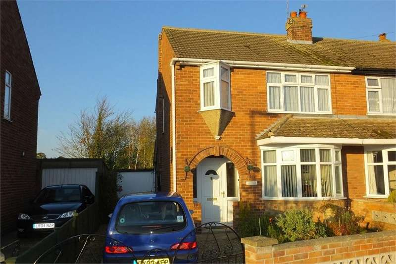 3 Bedrooms Semi Detached House for sale in Almond Walk, Boston, Lincolnshire