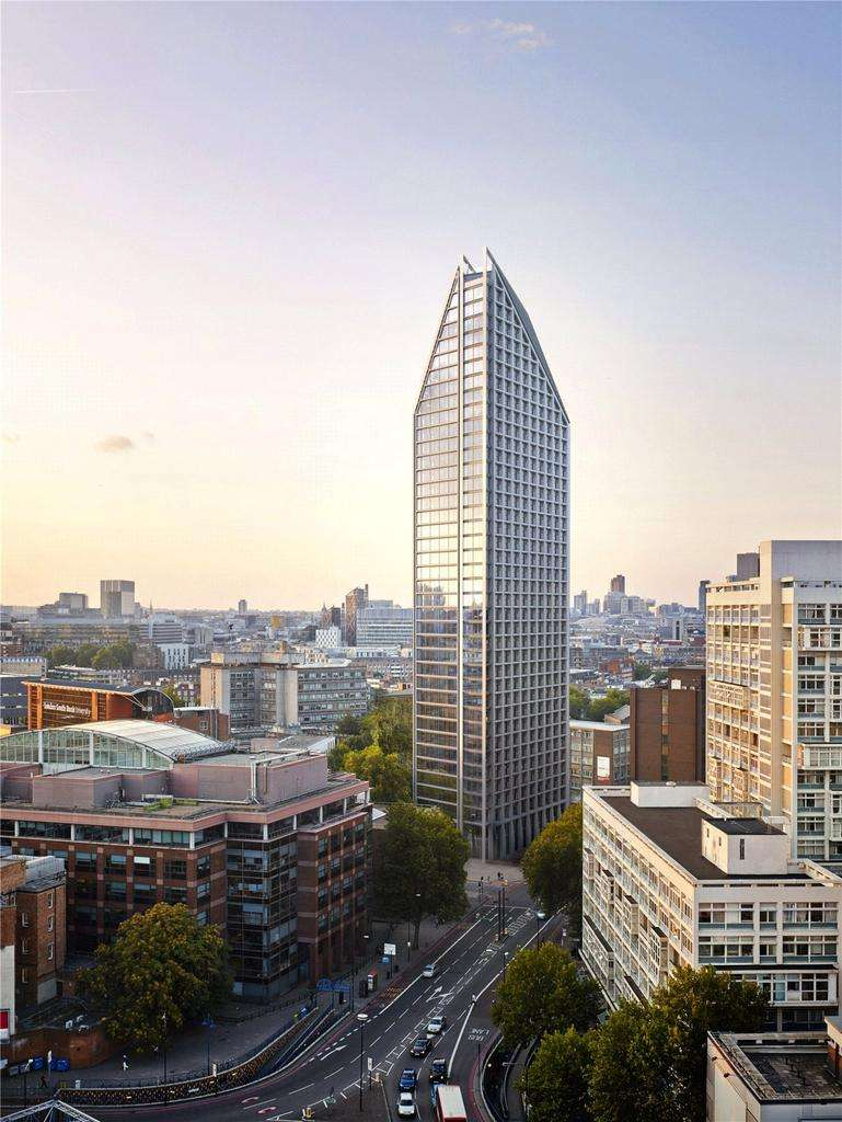 1 Bedroom Flat for sale in Two Fifty One, Union Street, Southwark, London