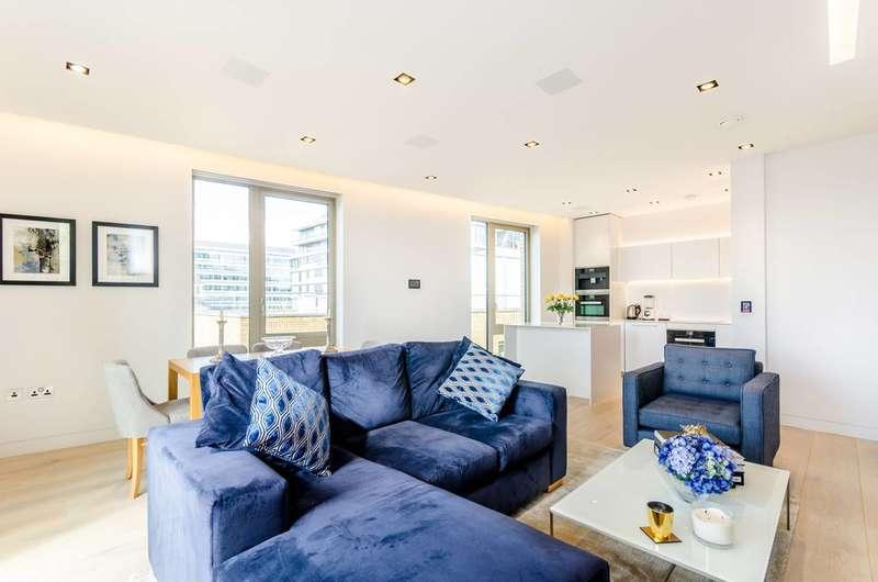 2 Bedrooms Flat for sale in Duchess Walk, London Bridge, SE1