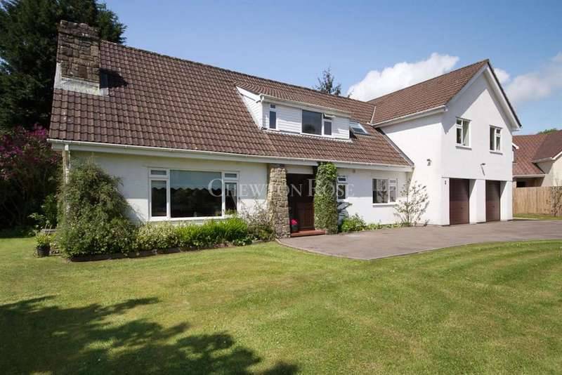 5 Bedrooms Detached House for sale in The Narth, Monmouthshire