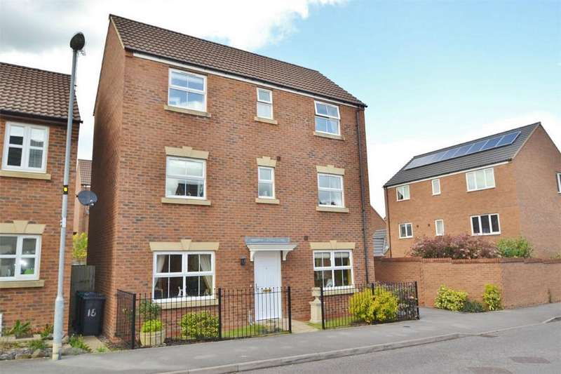 5 Bedrooms Detached House for sale in Haddonian Road, Market Harborough, Leicestershire