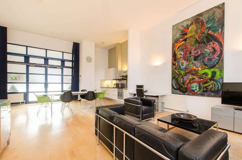 1 Bedroom Flat for sale in Chilton Street, Bethnal Green, E2