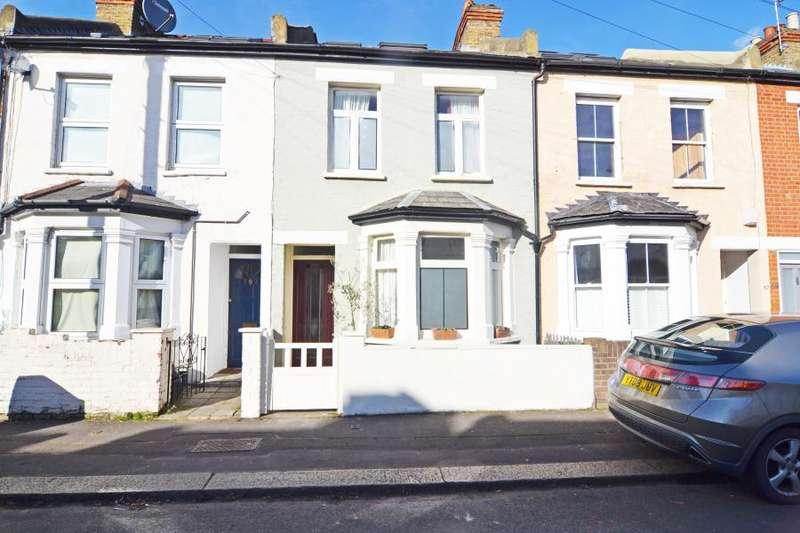 4 Bedrooms Terraced House for sale in Stanley Gardens Road, Teddington, TW11