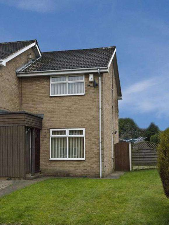 2 Bedrooms Town House for sale in 2 Thirlmere Drive, North Anston