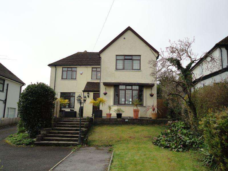 4 Bedrooms Detached House for sale in Newport Road, Magor