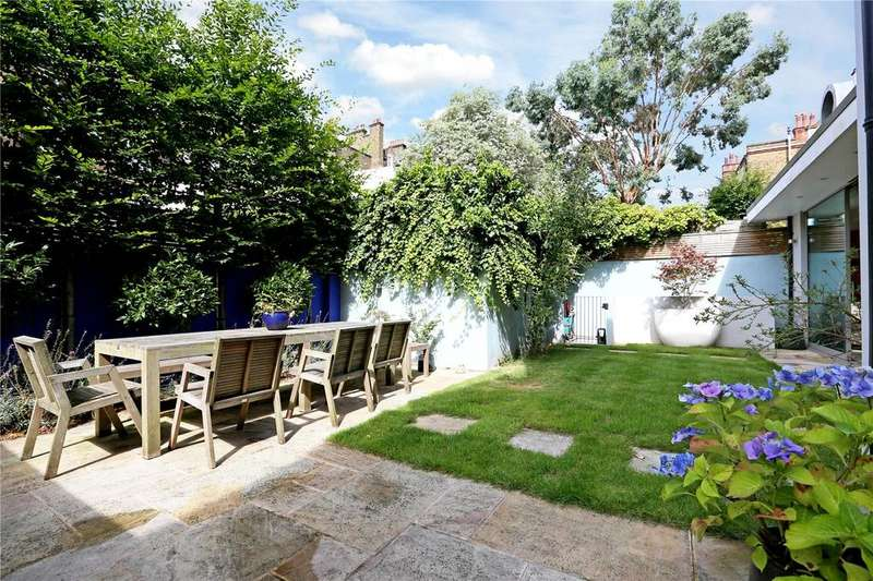 7 Bedrooms Terraced House for sale in Aubrey Walk, Kensington