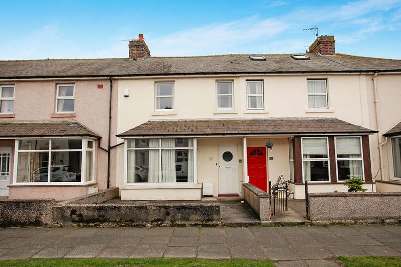 3 Bedrooms Property for sale in Waver Street, Silloth, Wigton, CA7
